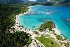 Вид на Доминикану