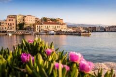 Крит весной