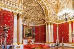 Зимний дворец внутри
