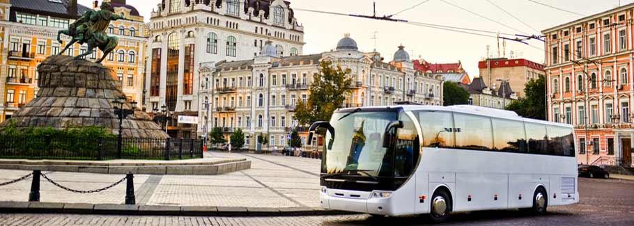 Автобусные туры из Ижевска по России и Европе
